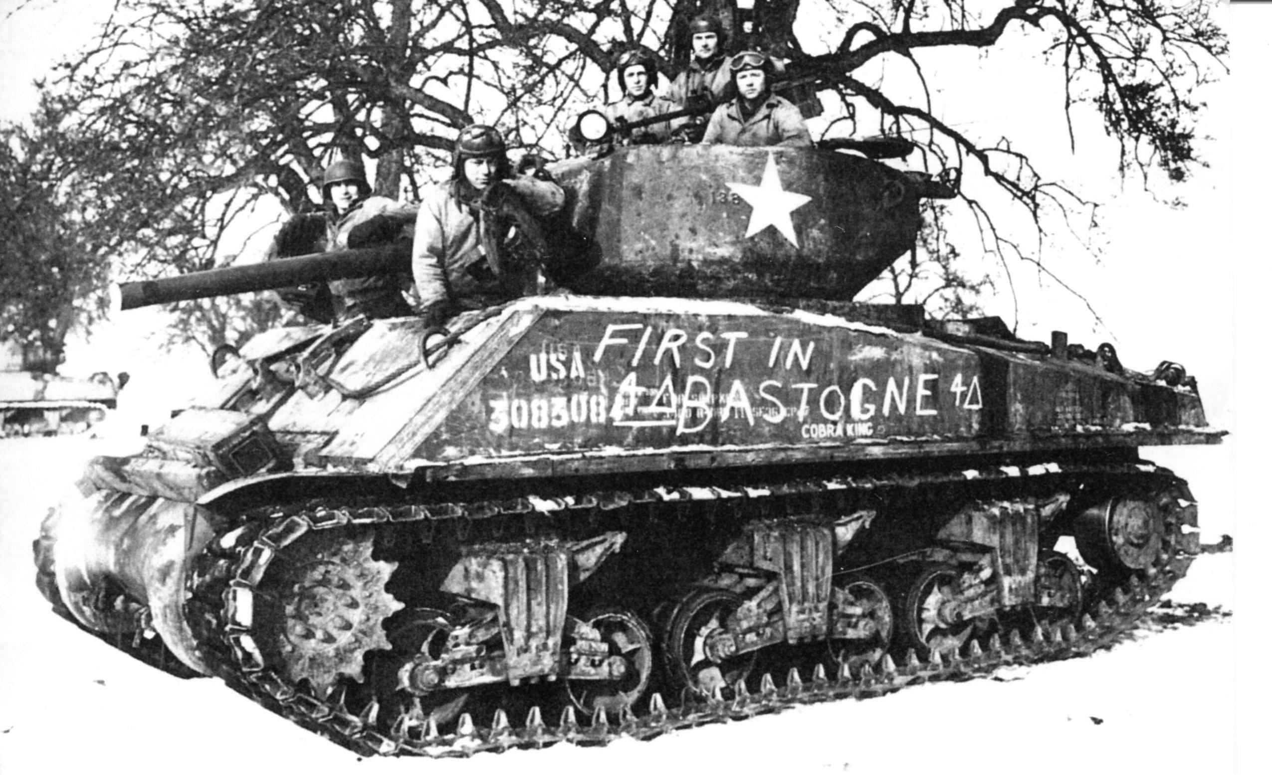 Image result for bastogne 1944