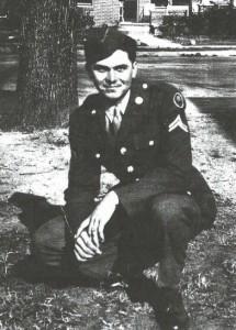 Joe Laux, 106th ID