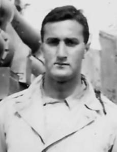 Roger Boas, 4th Armored Division, 94th Field Artillery, Headquarters Battalion